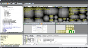 NDepend main screen
