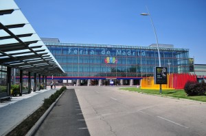 The IFEMA - Feria de Madrid convention center