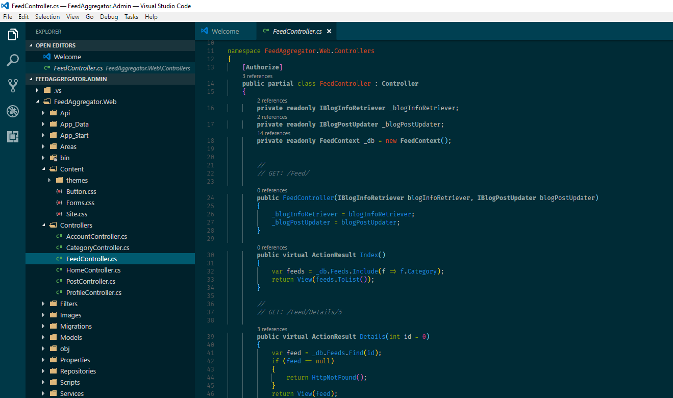 Visual Studio Code configuration tips – Emil's Lost & Found Archive